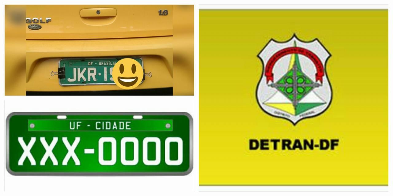 AUTORIZAÇÃO DETRAN-DF